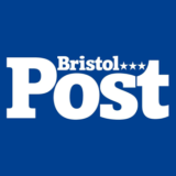 """Bristol Post"" logo with a white background at a resolution of 300 by 300 pixels"