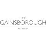 """The Gainsborough Bath Spa"" logo with a white background at a resolution of 300 by 300 pixels"