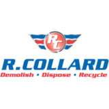 """R. Collard"" logo with a white background at a resolution of 300 by 300 pixels"